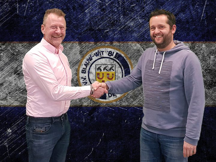Sofus de Rooij nieuwe hoofdtrainer Blauw-Wit '81